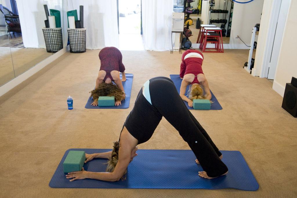 yoga-zu-hause