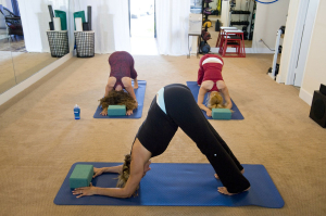 Yoga - mobil & flexibel